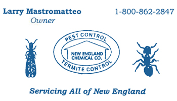 New England Chemical Co. Pest Control